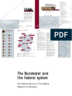Bundesrat and Bundesstaat