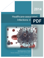 Healthcare Associated Infections in Utah
