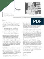 Priest Doug Robyn 1996 CMF Intl