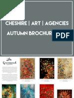 Cheshire Art Agencies - Autumn Brochure 2015