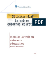 Joomla en Los Entornos Educativos - Mod_11