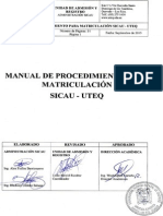 Manual de Procedimiento Matricu lacion SICAU - MPM-SICAU-001.pdf