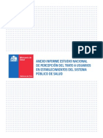 Informe Trato Usuario 2014