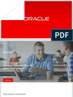 Oracle Fusion Tax