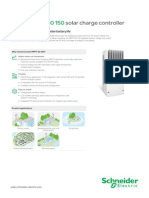 Conext Mppt 60 150 Datasheet_eng Charge Controller