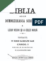 Biblia Ortodoxa [1914]