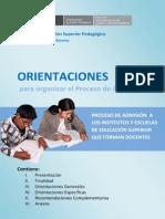 Guia Elaboracion de Instrumentos Admision 2012
