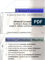 Beams10e Ch01 Business Combinations