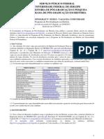 Edital Mestrado Em Historia 2015 (Ano 2016)