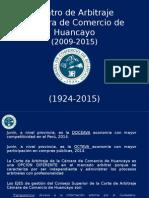 Centro de Arbitraje CCH_ sede Lima_Lanzamiento 02.10.15