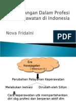 Tantangan Dalam Profesi Keperawatan Di Indonesia