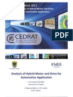 11 Analysis of Hybrid Motor and Drive for Automotive Application LDL Uni Aquila