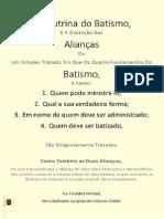 A Doutrina do Batismo, e a Distinção Das Aliancas - Thomas Patient.pdf