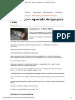 Boiler Elétrico - Aquecedor de Água Para Casa - Página 2 de 2 - FazFácil
