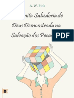 A Infinita Sabedoria de Deus Demonstrada na Salvação dos Pecadores • Cap. 13 - The Total Depravity of Man - A. W. Pink.pdf