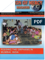 Mission of Mercy Magazine November 2009,  Dr Johannes Maas, Editor