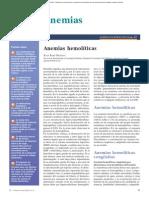 Anemias Hemolíticas 2013