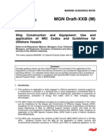 Draft Mgn Offshore Imo Codes