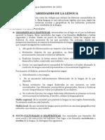 Variedades de La Lengua (4)