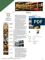 Caracterizacao VITÓRIA - Geografia, História, Economia e Política