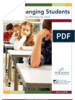 Report Shortchanging Students