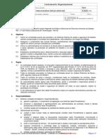 Procedimento Empresarial Segurança Trabalho PE-RH0003