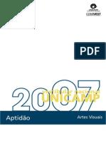 Artes Visuais2007