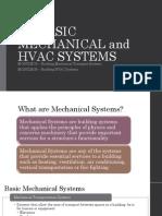 11. Basic Mechanical and HVAC Systems