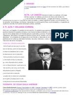 Biografia de Frncisco Granizo