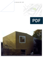 C8. GIGON & GUYER, Detached House, Zurich, Switzerland, 2001 - 2003