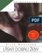 Láska dobrej ženy_ALICE MUNROOVÁ