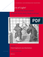 [Copeland, C., Machielsen, J., Gow, A.C. (Eds.)] Angels of Light Sanctity and the Discernment of Spirits in the Early Modern Period