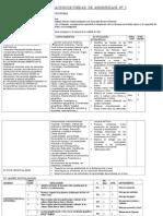 Unidad Nº 3 Hge Primero de Secundaria 2015 Imprimir