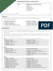 BW Workout Sheet