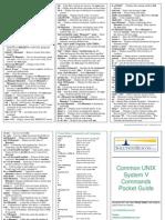 Unix Pocket Guide