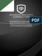Présentation de Softlock OTP Radius System