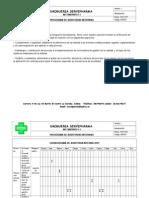 Programa de Auditorias Fernando Velez