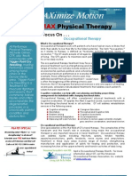 Performax Newsletter Vol. 1, Issue 2