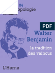 Cahier d'anthropologie sociale N° 4