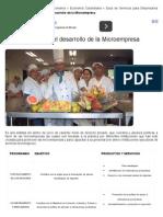 Corp Desarrollo Microempresa
