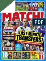 Match! - August 25, 2015 UK