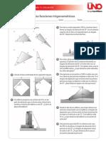 Aplicaciones de las funciones trigonométricas