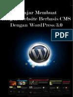 Belajar Membuat Blog & Website Berbasis Cms Dengan Wordpress 3.0