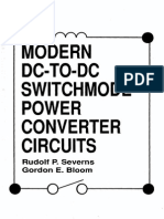 Modern DC to DC Switchmode Power Converter Circuits