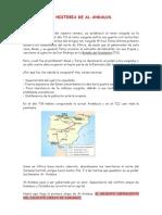 La Historia de Al Andalus