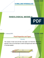 CH-1 Rheological Models
