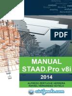Manual Completo de STAAD.pro v8i