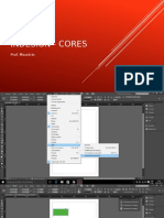 Indesign 7 e 8 - Cores
