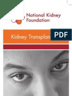 Kidney Transplant Information Guide