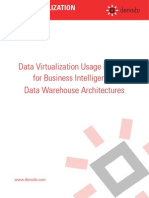 Data Virtualization Usage Patterns
